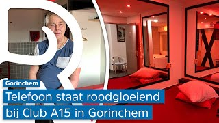 Club A15 in Gorinchem roept kabinet op om seksclubs te openen