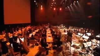 Mezame no Hakobune 【めざめの方舟】Kenji Kawai Live Ghost In The Shell