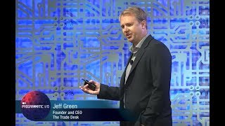 Jeff Green explains why the future of digital advertising is brighter before   Programmatic I/O 2017