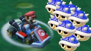 Mario Kart 7 Hacker Races! Ellietendo's Revenge