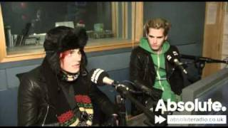 My Chemical Romance 'Danger Days' interview: Gerard Way and Mikey Way