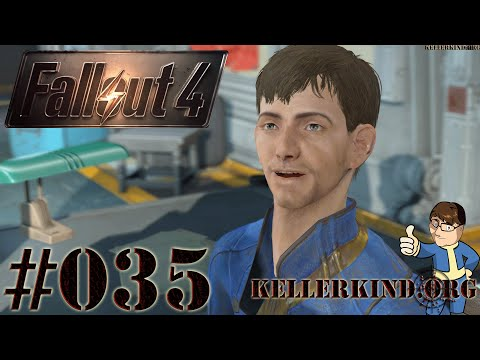 Fallout 4 [HD|60FPS] #035 - Die Bewohner von Vault 81 ★ Let's Play Fallout 4