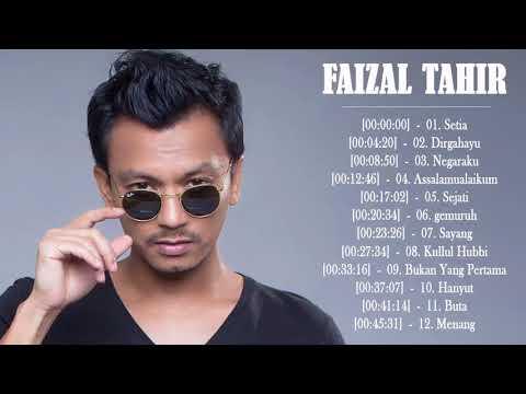 Lagu terbaik dari faizal tahir   mensintesis lagu lagu yang paling berjaya faizal tahir