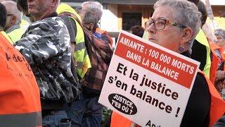 Journal L'Humanité, Amiante : les victimes exigent toujours un procès au pénal