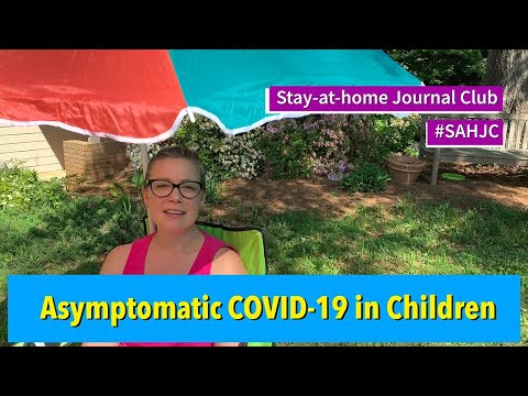 Stay-at-Home Journal Club #4 - Pediatric COVID-19