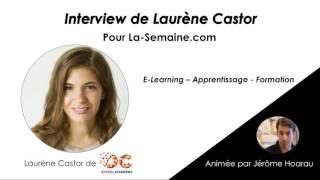 Vignette de Les stratégies d'apprentissage et de progression de OpenclassRooms avec Laurène Castor