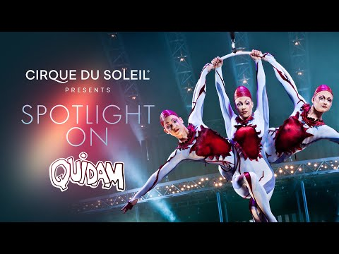 This Cirque du Soleil Performance Is Like a Dream