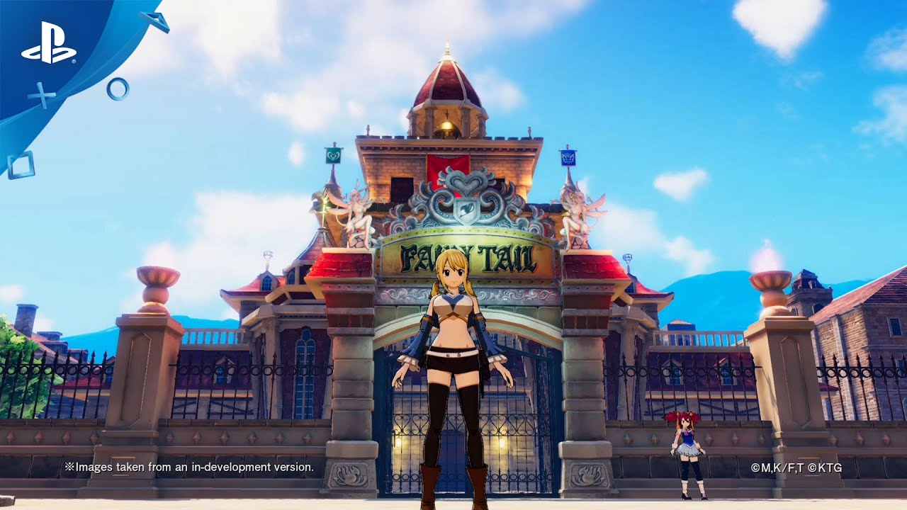 How Fairy Tail's Developers Breathed Life into a 3D Magnolia