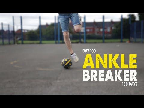 ANKLEBREAKER | 100 DAYS | Day 100