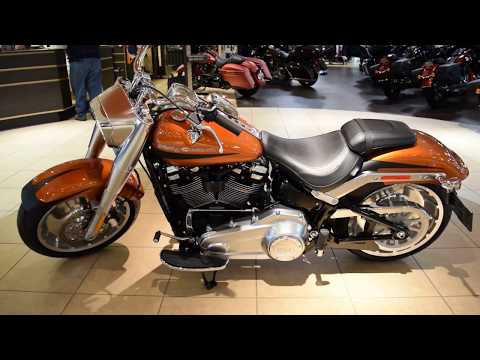 2019 Harley-Davidson FLFBS Softail Fat Boy 114