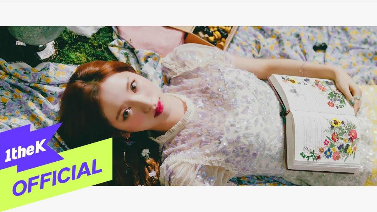 [Korea] MV : Cosmic Girls - BUTTERFLY