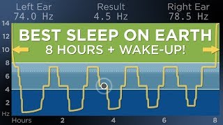 [SUPER-ADVANCED] 8-Hour Sleep! Growth Hormone, Memory, Learning and More: The Best Binaural Beats