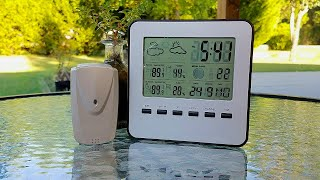 AMIR Wireless Weather Station