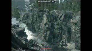 Прыжки со скалы в Skyrim (Выпуск 8)