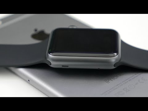 Apple Watch Sport: Unboxing & Comparison! (38mm vs 42mm )