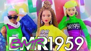Unbox Daily:  ALL NEW Barbie BMR Fashion Dolls