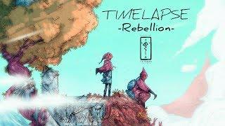 Rebellion Digital Illustration- Timelapse