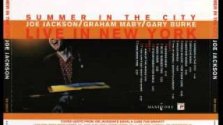 Joe Jackson-You Can't Get What You Want