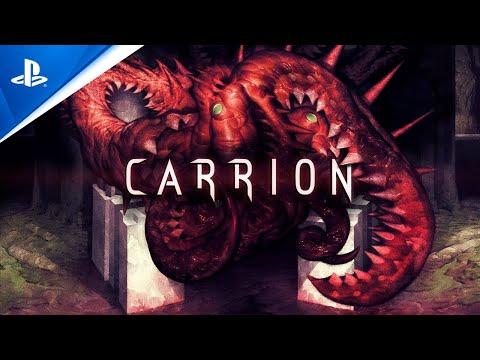 Trailer d'annonce PS4 et PS5 de Carrion