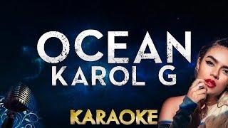 Karol G   Ocean (Karaoke Instrumental)