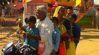 Amusement Rides in Pushkar