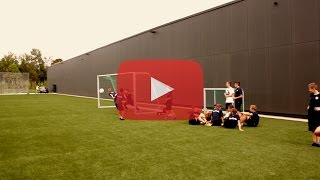 preview picture of video 'Eröffnung der Red Bull Akademie in Salzburg Liefering'