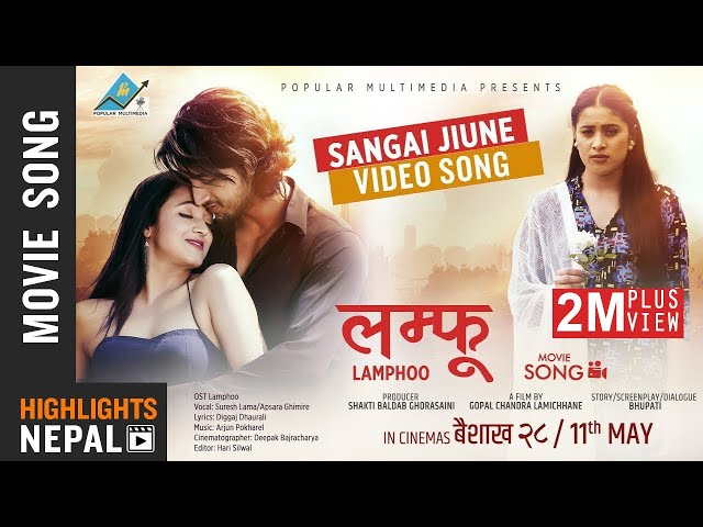 Thumnail of Sangai Jiune -  LAMPHOO Video Song