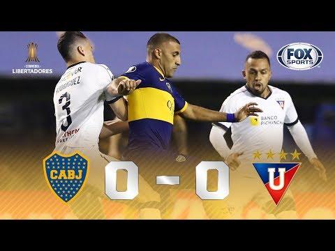 BOCA NA SEMIFINAL! Melhores momentos de Boca Juniors 0x0 LDU, pela Libertadores