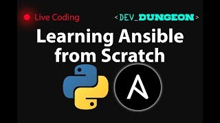 Live Coding: Learning Ansible from Scratch