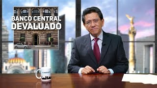 Banco central devaluado