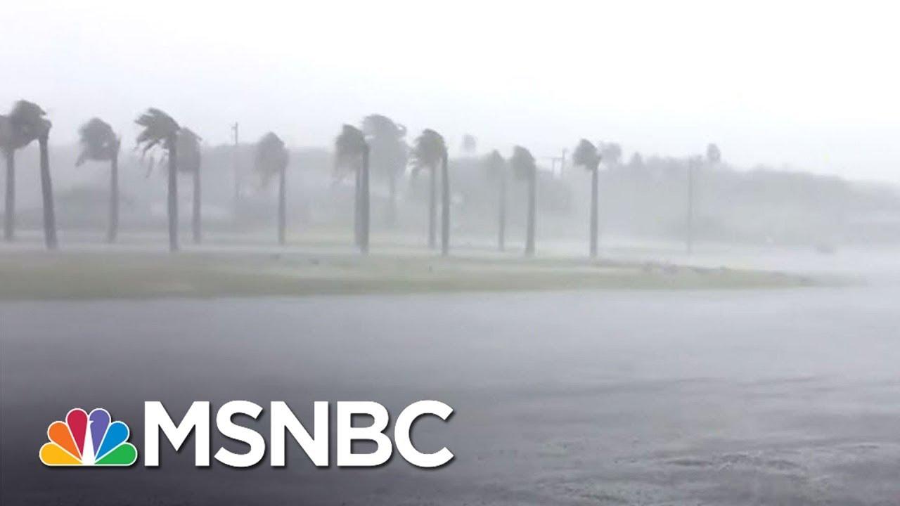 Houston Hazards Multiply As Flooding Worsens | Rachel Maddow | MSNBC thumbnail