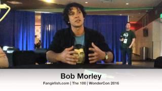 Bob Morley - 27/03/16 - Fangirlish