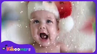 Santa Claus Is Coming To Town | Kids Christmas Songs | The Kiboomers