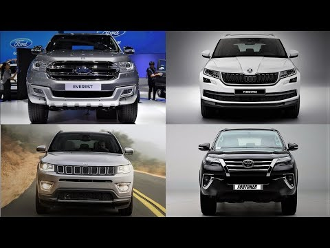 BEST SUVs IN INDIA UNDER Rs 30 LAKHS (2018)