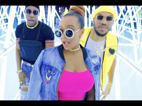 Watch Skuki In The Video For DJ Cuppy's 'Werk'