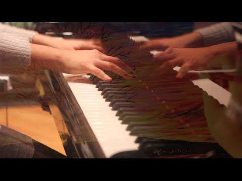 """Pink Sky"" Judy Shin Piano Trio (Original Composition)"