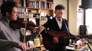 <b>Lyle Lovett</b> NPR Music Tiny Desk Concert