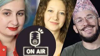 REPLAY - Mymy & Amy philosophent avec Cyrus North