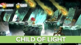 Child of Light Gameplay Trailer: Xbox 360, Xbox One, PC, PS3, PS4, Wii U