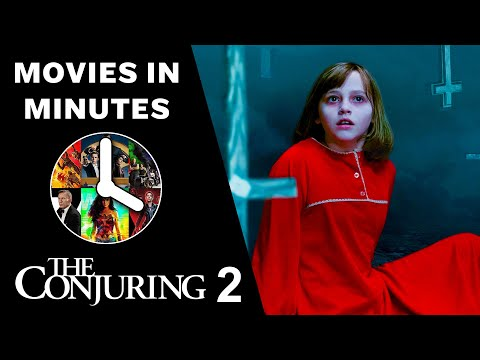 The Conjuring 2 in 3 minutes (Movie Recap) [THE NUN HELP]