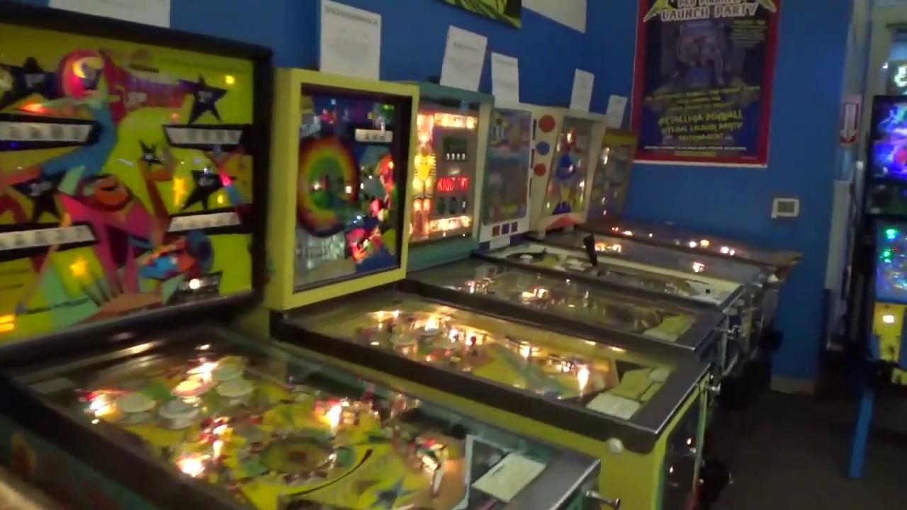 Seattle Pinball Museum