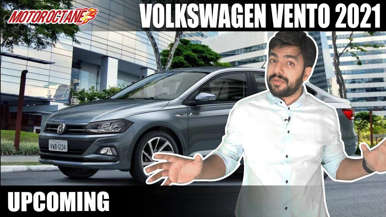 Motoroctane Youtube Video - VOLKSWAGEN Vento 2021 - finally its coming!