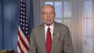 Mr. Chuck Grassley, President pro tempore of the Senate, United States