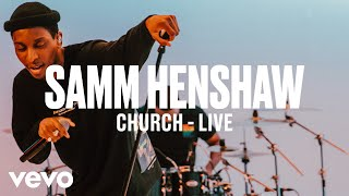 Samm Henshaw   Church (Live) | Vevo DSCVR