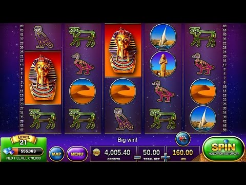 How to Glitch Slots Pharaoh's Way to get free credits 100% Working