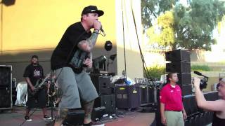 POD - On Fire (live) 9-23-11 in Mesa, AZ @ Mesa Amphitheater
