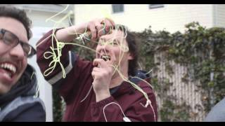 """Video thumbnail of """"The Front Bottoms """"Backflip"""" Official Music Video ft. Chris Gethard, Kevin Devine & Sal Vulcano"""""""
