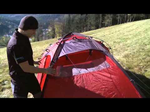 Смотреть видео Палатка Husky Felen 2-3