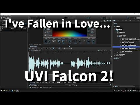 I've Fallen in Love... [UVI Falcon 2!!!]