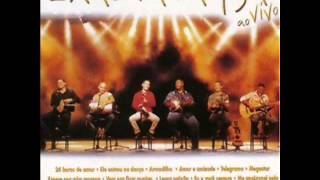 CD Exaltasamba - Ao vivo 2002 - Com Chrigor e Péricles